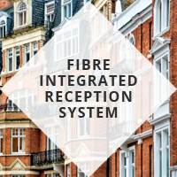 Fibre integrated reception system
