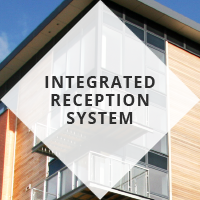 Integrated reception system
