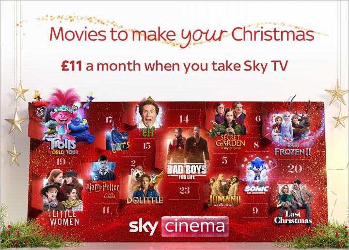 Sky-TV-Christmas-Movies-offer